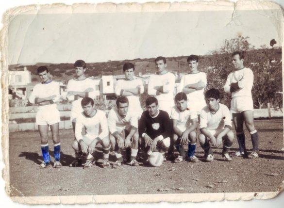 1969: Η νεοσύστατη -τότε- Αναγέννηση Μαντουδίου