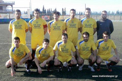 ΑΣΤΕΡΑΣ ΔΡΟΣΙΑΣ 2012-13