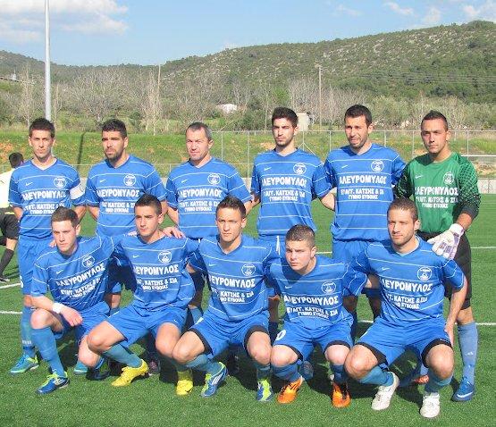 ΟΛΥΜΠΟΣ ΓΥΜΝΟΥ 2011-12